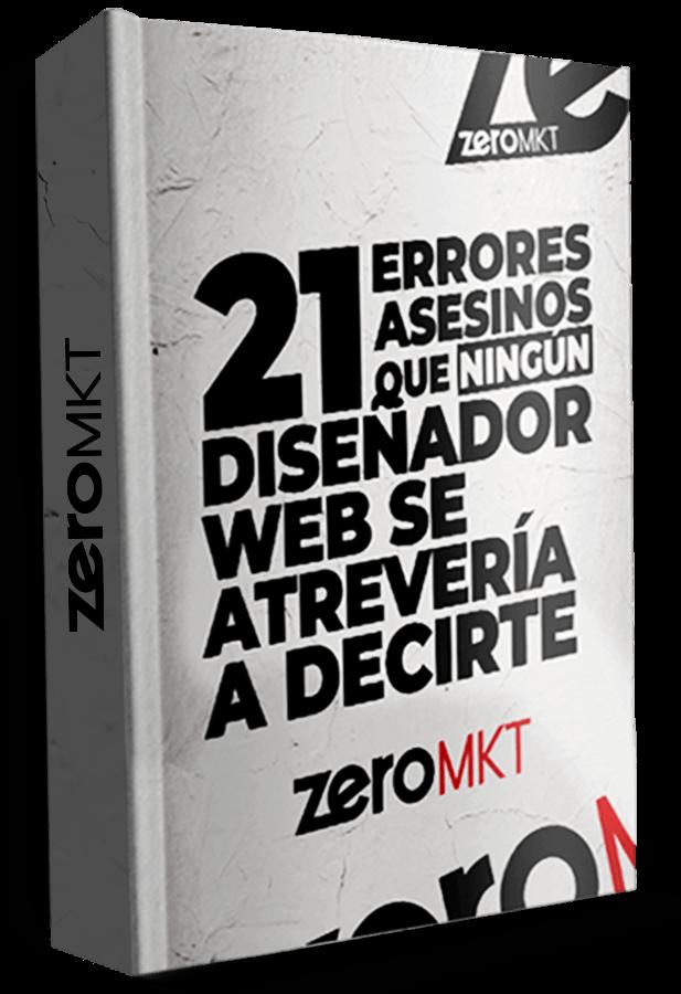 21 Errores web